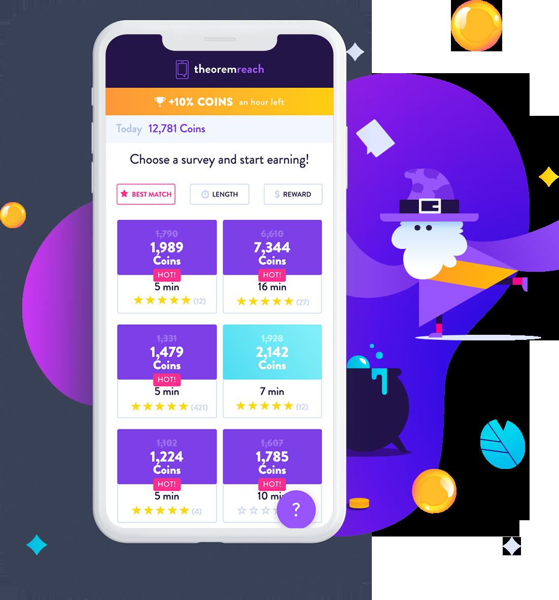 App Monetization | TheoremReach